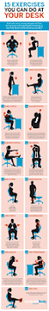 Desk Chair Workout 14 Best Fit Office Images On Pinterest Office Exercise Office
