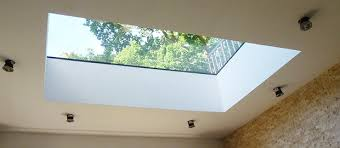 contemporary rooflights for flat pitched roofs roof maker