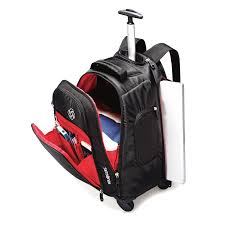 Backpack With Chair Attached Samsonite Mvs Spinner Backpack