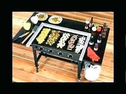 blackstone griddle surround table blackstone griddle lowes cache sales griddle cooking station