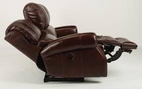 Leather Power Reclining Sofa Miles Flexsteel Com