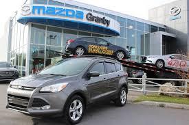 siege ford mazda de granby used 2013 ford escape for sale in granby