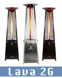 lava heat patio heaters lhi125 130 lava 2g outdoor patio heaters outdoor flame patio