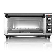 Oven And Toaster Black U0026 Decker To3250xsb 8 Slice Extra Wide Toaster Oven Black