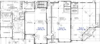 retail space floor plan commercial rentals short term lease waunakee