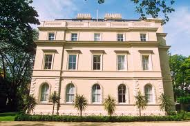 Kensington Pala Chinese Billionaire Buys 80m London Home And He U0027ll Spend 50m