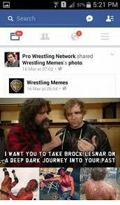 Pro Wrestling Memes - 1 57 521 pm search pro wrestling network shared wrestling memes s