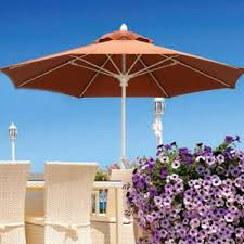 11 Foot Patio Umbrella Market Umbrellas