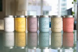 how to painted jar scented candles sisoo