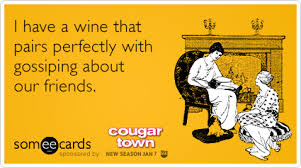 Cougar Town Memes - hangover drink drunk courteney cox cougar town funny ecard cougar