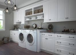 contemporary laundry room cabinets pre assembled laundry room cabinets the rta store new for with