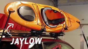 porta kayak per auto la y8004076 jaylow tuv porta kayak