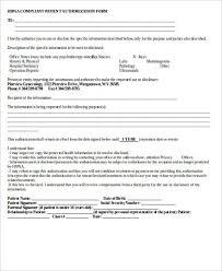 hipaa compliant release form cvresume unicloud pl