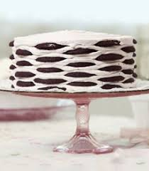 Magnolia Icebox Cake | tip of the day make an icebox cake the nibble blog adventures