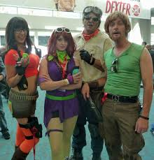 Halloween Scooby Doo Costumes E28dba4f2d490424bccea3d13975651f Apocalyptic Scooby Doo Gang