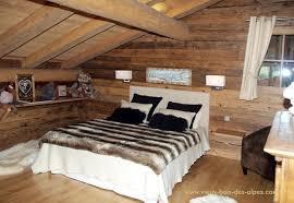 mur de chambre en bois réalisations exemples de travaux vieux bois