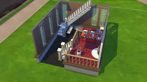 Stairs With Landing by Tutorial Build Stairs With A Landing U2014 The Sims Forums