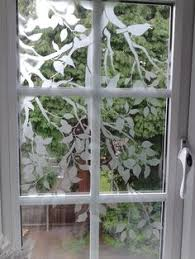beautiful diy frosted design using cricut frosted window cling