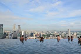flashpacking on steroids staying at the marina bay sands hotel in