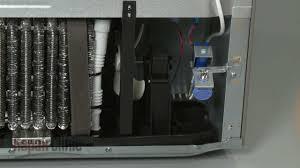 refrigerator condenser fan lg refrigerator condenser fan motor replacement 4681jb1029d youtube