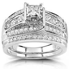 wedding sets for big diamond platinum engagement rings