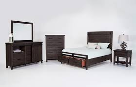 Bobs Furniture Bedroom Sets Montana Storage Bedroom Set Bob S Discount Furniture Bobs
