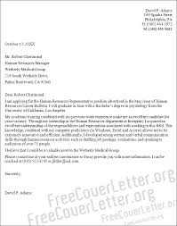 letter applying for internship gallery of example of cover letter for internship in human