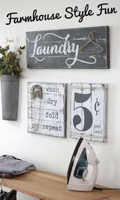 Laundry Room Decor Signs Laundry Sign Set Laundry Room Decor Laundry Room Decor Signs