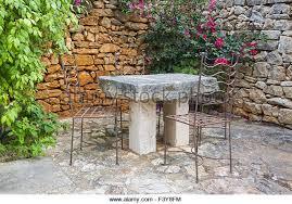 Outdoor Furniture Mallorca by Mediterranean Garden Mallorca Spain Stock Photos U0026 Mediterranean