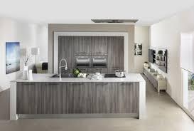 cuisines blanches et grises design interieur cuisine blanche grise designs armoires grises îlot