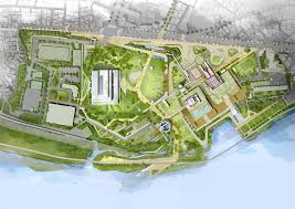 site plan design gallery of haeahn and haenglim take second place in komipo power