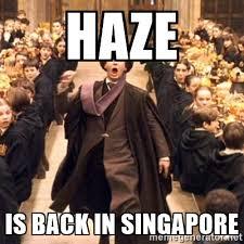Singapore Meme - singapore haze will it come back again silent tears