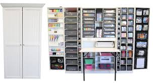 craft cabinet with fold out table craft storage cabinets with doors in divine images about craft