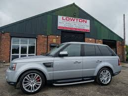 land rover sports car used land rover range rover sport for sale leeds cargurus