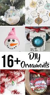 diy santa ornament simply darr