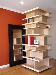 Cube Room Divider - stackable modular freestanding shelf system room divider
