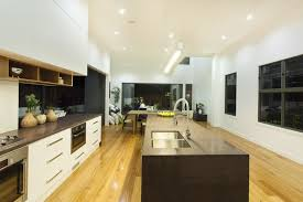 Small Long Kitchen Ideas - interior designs for long and narrow kitchens kitchen ideas