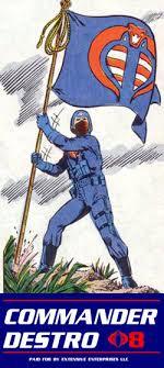 Cobra Commander Meme - cobra commander chris s invincible super blog