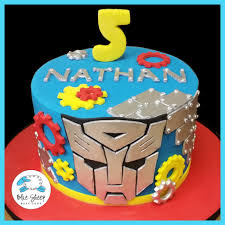 transformers cakes transformers birthday cake blue sheep bake shop