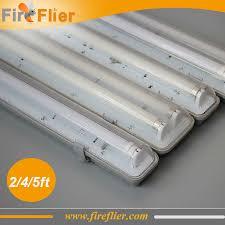 4ft Fluorescent Light Fixture Free Shipping 10pcs Lot Double T8 2ft 4ft 5ft Light Fixture Ip65