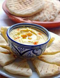 cuisine libanaise houmous houmous crème aux pois chiches libanaise