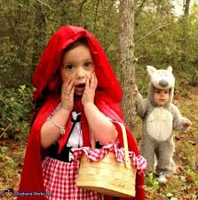 Werewolf Halloween Costumes Girls Red Riding Hood Big Bad Wolf Costume Costume