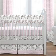 light pink crib bedding baby bedding baby crib bedding sets carousel designs all