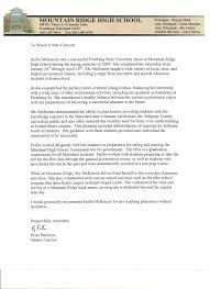 recommendation letter for mentor teacher shishita world com