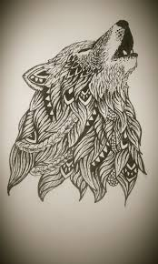 best 25 mandala wolf ideas on pinterest wolf tattoo design