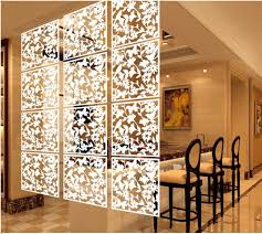 Divider Partition 12pcs Butterfly Flower Bird Panel Hanging Screen Divider Partition