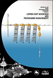 Design Fads Manual On Fish Aggregating Devices Fads Lower Cost Moorings And