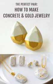 How To Make Homemade Concrete by Finding Beautiful Jewelry Without Breaking The Bank šperky