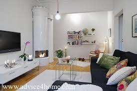 Living Room Black Sofa Wall And Black Sofa Design In Living Room