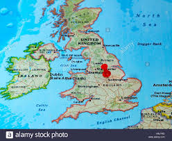 England On A World Map by United Kingdom Political Map Stock Photos U0026 United Kingdom